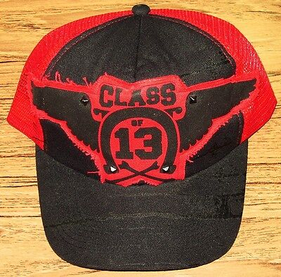"GREEN DAY TRUCKER HAT/CAP ""Class of 13"" Distressed Authentic Licensed NEW"