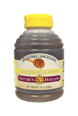 Nature's Hollow Sugar Free Honey Substitute 414 ml, Low Carb, Diabetic, Xylitol