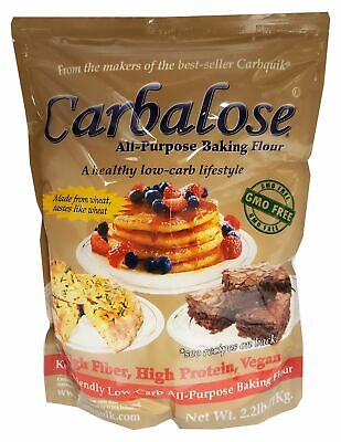 Tova Carbalose White Flour Substitute 1360 g, Low Carb