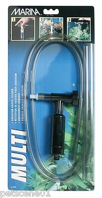 Hagen Marina Multi Aquarium Gravel Cleaner 11010