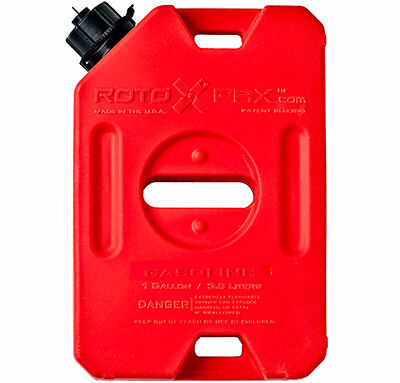 Rotopax 1 Gallon Fuel Pack Gas Jerry Can Spare Fuel Container Off Road fits Jeep