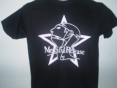 MERCIFUL RELEASE SHIRT sisters of mercy the mission bauhaus siouxsie  ALL SIZES