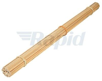Ramin Wooden Dowels 3mm X 600mm Pack of 100
