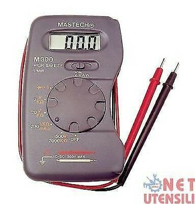 Tester Digital-Multimeter Tasche Fervi T051