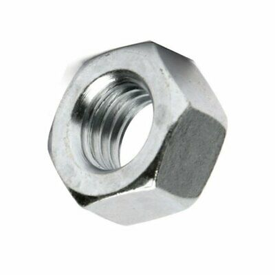 M16 Hex nut - Bright Zinc Plated (BZP) DIN934