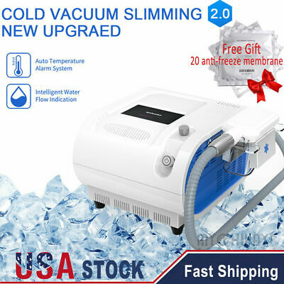 Frozen Fat Freezing Cold Slimming Cellulite Reduction Body Contour Machine