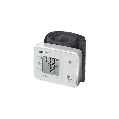 Omron RS2 WRIST HEM-6121-E Wrist Blood Pressure Monitor Irregular Beat Detection