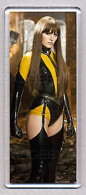 SILK SPECTRE II from WATCHMEN large wide style 'B' FRIDGE MAGNET  - HOT !