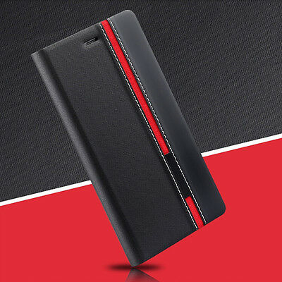Luxury Flip Cover Stand Wallet Leather Case For Samsung Galaxy Models