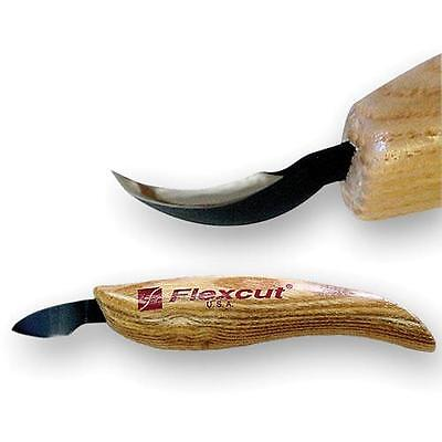 Flexcut Kn26 Right Handed Hook Knife Chisel Wood  Stick Carving Tool 475879