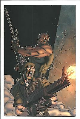 G.i. Joe Origins # 3 (First Print, Ri Variant Cvr, Andrea Divito, Apr 2009), Nm