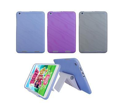 """View Stand Holder + TPU Skin Case Cover for Insignia Flex 7.85"""" NS-P16AT785HD"""