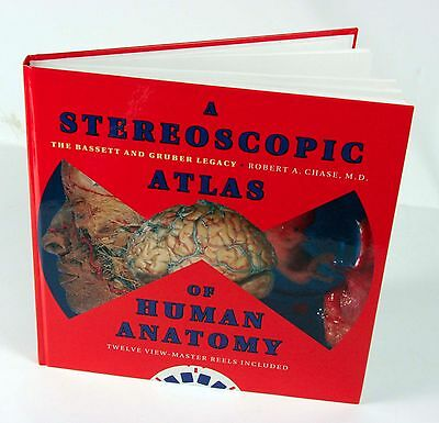 viewmaster - A Stereoscopic Atlas of Human Anatomy (Book)