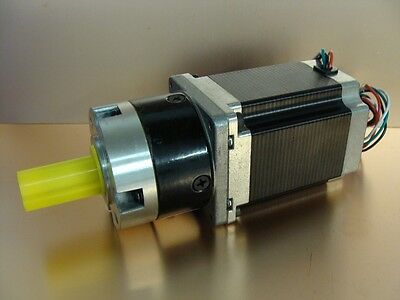 Planetary Gearbox 13:1 Ratio fitted Stepper Motor