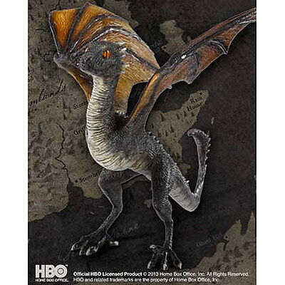 Game of Thrones - Drogon Baby Dragon Sculpture Figure NEW
