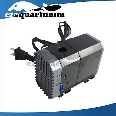 132-1800 Gph Adjustable Submersible Water Pump Aquarium Pond Sump 500-6800 L/H