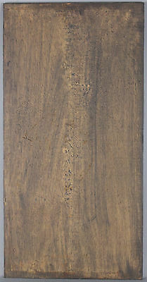 Antique  wood Panel 19th