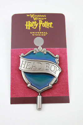 Wizarding World Of Harry Potter Ravenclaw Head Boy Pin Universal Studios