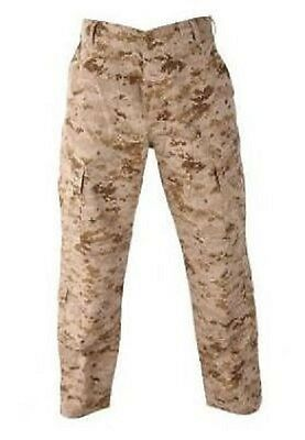 US PROPPER MARPAT Army Desert Digital USMC ACU Combat Battle Rip Hose pants LR