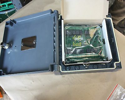 Cardax Ft High Density Io Interface Cabinet Security Bus C200601 C200689