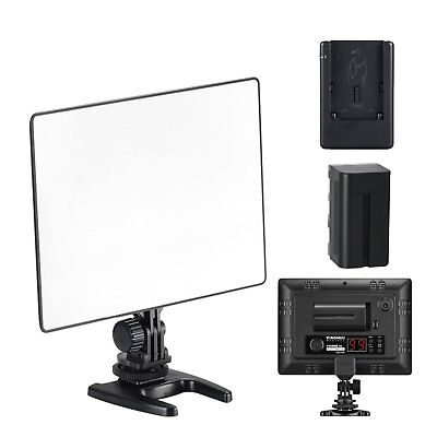YONGNUO YN300 AIR Pro LED Camera Video Light For Canon Nikon + BATTERY