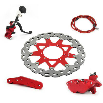 Super Front Brake Assembly for Honda CR125 CR250 CRF250 CRF450 Supermoto