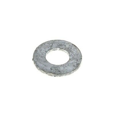 Pack Size 20 Galvanised Heavy Flat M20 (20mm) x 38mm x 3mm Metric Galv Washer