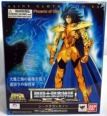 Brand New Bandai Saint Seiya Myth Cloth Ex Sea Dragon Kanon Usa