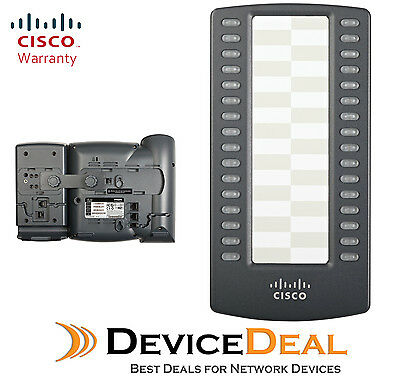 Cisco SPA500S Expansion Module for the Cisco SPA 500 Series IP Phones