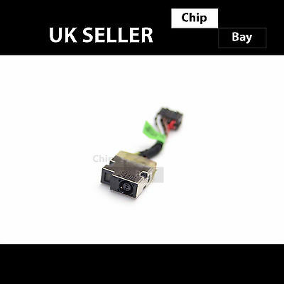 Genuine HP Pavilion 15-N 15-P DC IN Jack Power Socket Cable 730932-FD1 65W/90W