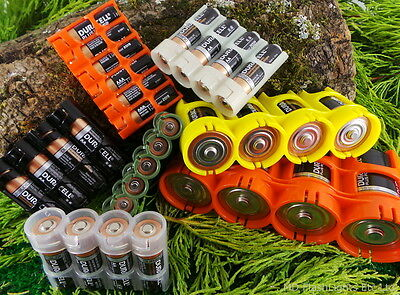 Powerpax Storacell Battery Management Storage Caddy Holder Bushcraft Survival