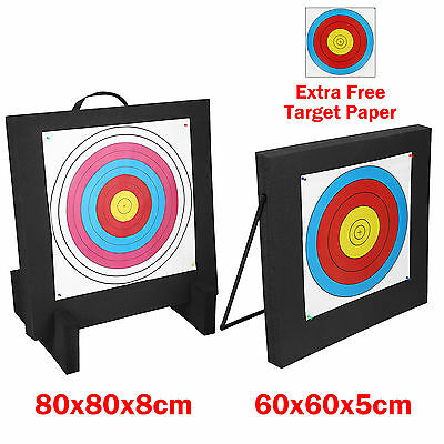 High Density Self Healing XPE Foam Archery Target Compound Recurve Bows Hunting