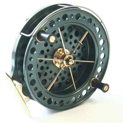 Y2000 JW Young Heritage Centrepin Reel