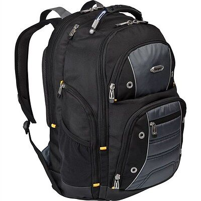 Targus TSB238EU Drifter Laptop Computer Backpack fits 16 inch laptops Black/G...