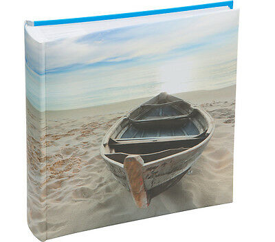"Kenro Holiday Series - Boat Design Memo Album for 6""x4"" Photographs"