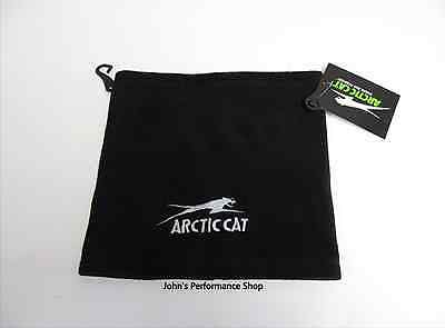Arctic Cat Black Fleece Neck Warmer One size fits most Adults 5252-468