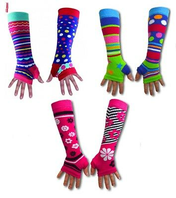 Arm Warmers United Oddsocks Long  Fingerless Gloves armwarmers 5 Styles