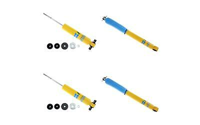 Bilstein Front/Rear 4600 Series Monotube Shock Absorbers for Chevy/GMC C-Series