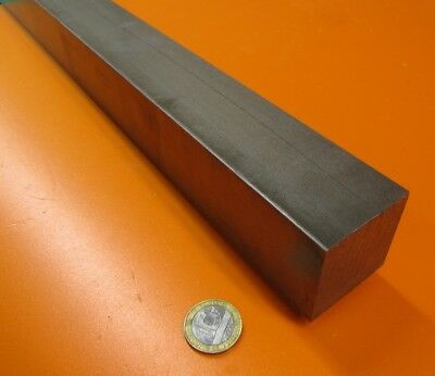 "Square 1018 Steel Bar, 1 1/2"" Thick x 1 1/2"" Wide x 36"" Length"