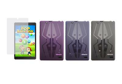 TPU Skin Cover Case + Screen Protector for Nextbook 8 NXW8QC16G Tablet Win 8.1