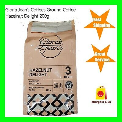 Gloria Jeans Coffees Hazelnut Praline Ground Coffee 200g
