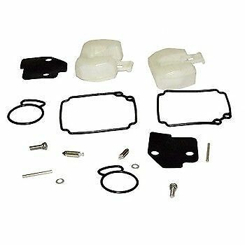 Yamaha 20/25 Two Cylinder Outboard Carburetor Repair Kit 6L2-W0093-00-00