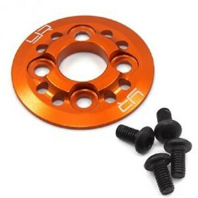 Yeah Orange alloy spur gear support plate for HPI Sprint 2 1:10 RC car YA-0304OR