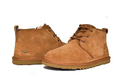 UGG Australia Men's Neumel 3236 Shoes Chestnut Suede NEW Sz 5-15