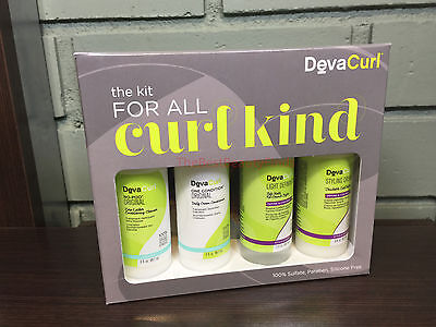 DevaCurl The Kit For All Curl Kind -NEW IN BOX & FRESH! Free Expedited Shipping