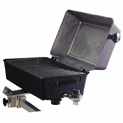 Springfield Marine 1940054 Multi-Fit Rail Mount Kit BBQ Barbecue Gas Grill MD