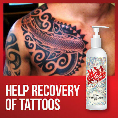 Inked Up Tattoo After Care Cream – Tattoo Healing Cream Locks In Ink Better