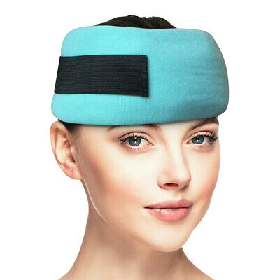 Sure Thermal Soothing Gel Eye Mask Cold & Hot Pack Headache Hangover Tired Eyes