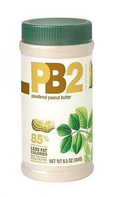 PB2 Powdered Peanut Butter 184 g, Low Calories, Low Fat