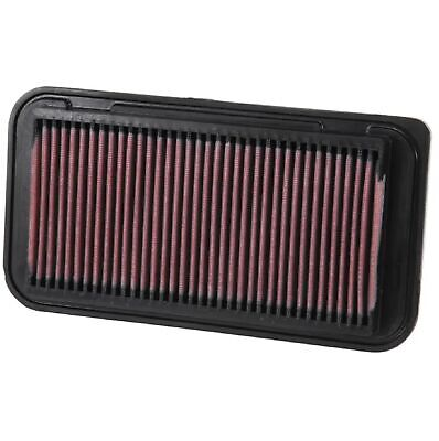 K&N 33-2252 Replacement Panel Air Filter for Toyota Corolla/Matrix/Pontiac Vibe